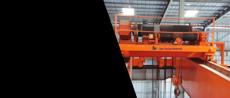 Jib Crane Manufacturers In Ahmedabad : Crane manufacturers in ahmedabad gujarat sb engineers